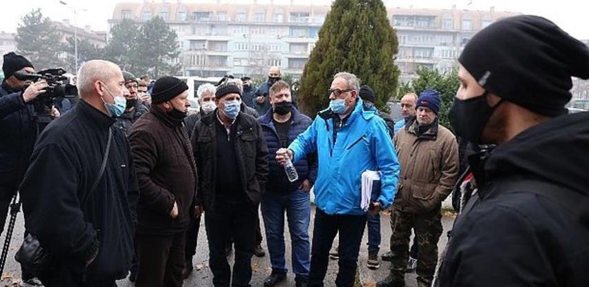 U toku utvrđivanje stvarnog stanja objekta Autobuske stanice Zenica