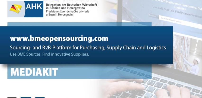 BME Open Sourcing portal - Nova prilika za dobavljače iz BiH!