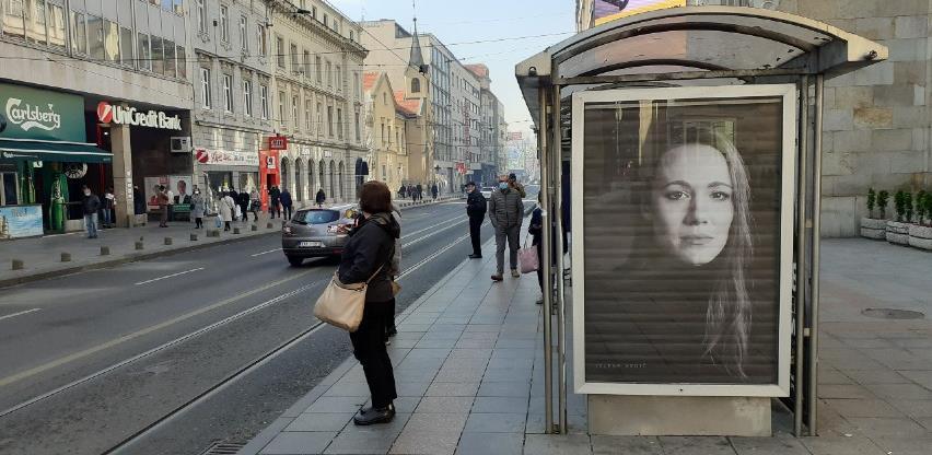 Na bilbordima u Bosni i Hercegovini političare zamijenila umjetnost