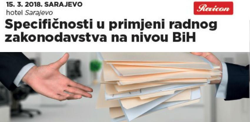 Specifičnosti u primjeni radnog zakonodavstva na nivou BiH