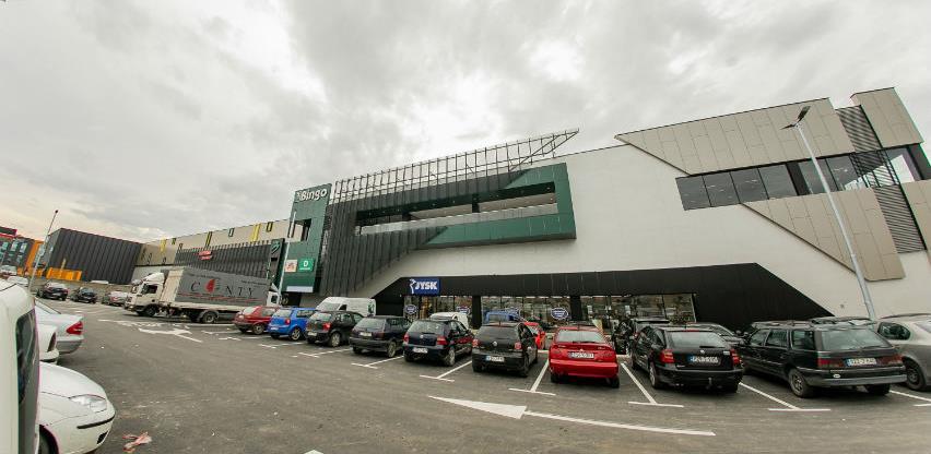 Novoizgrađeni Bingo tržni centar Živinice u petak otvora vrata kupcima