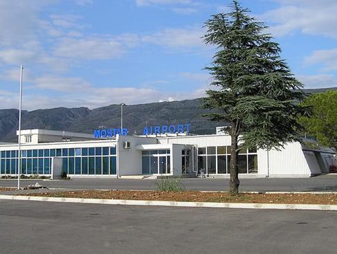 Studija EU: Mostarski aerodrom ima veliki potencijal
