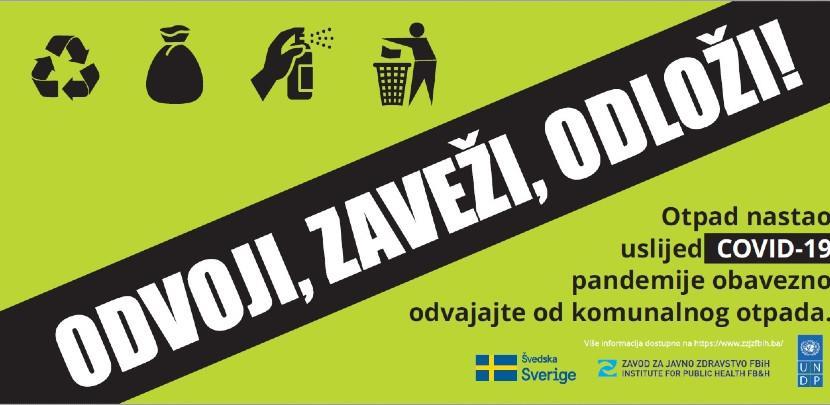 BiH uz pomoć Švedske nabavlja postrojenja za medicinski otpad