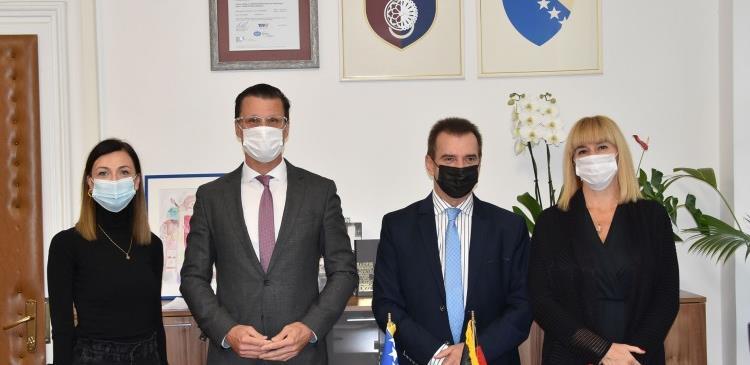 Njemačka snažno podržava uvođenje dualnog obrazovanja u BiH
