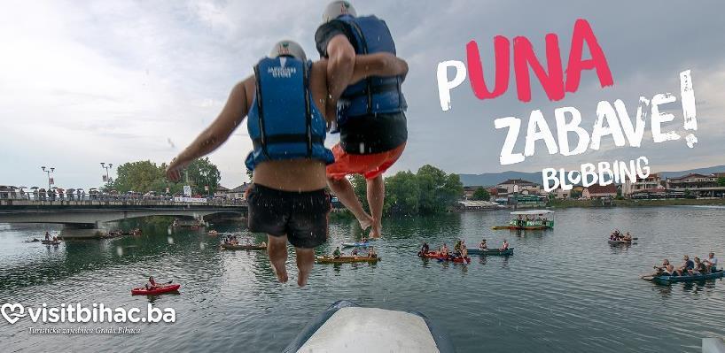 Pogledajte video Turističke zajednice Bihać: pUNA avanture, zabave, života...