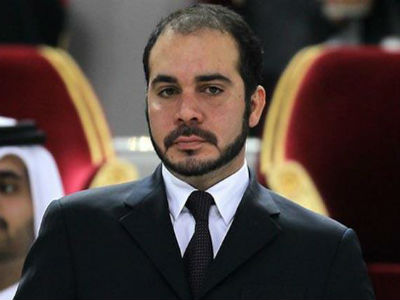Jordan's Prince Ali announces intention to stand for FIFA presidency