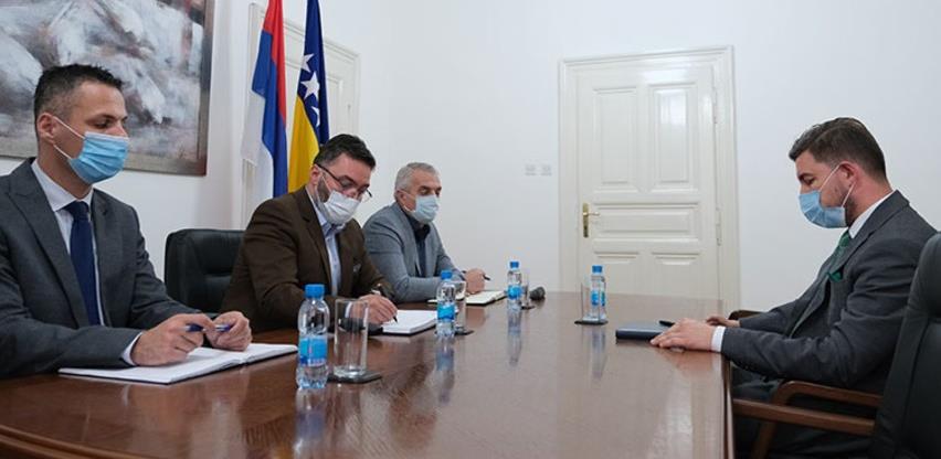 Košarac - Alagić: Unaprijediti vanjskotrgovinski promet BiH i Turske