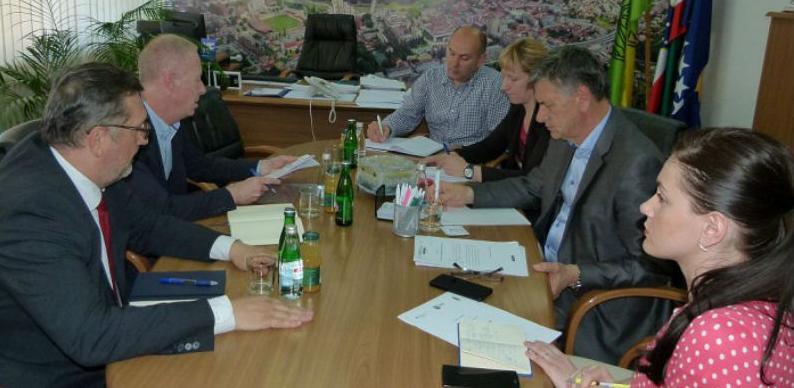 EBRD će sudjelovati u rješavanju problema gradskog grijanja u Zenici