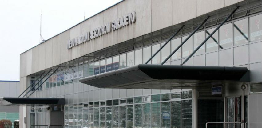 Aerodrom Sarajevo: Planirano pet dolaznih i pet odlaznih letova