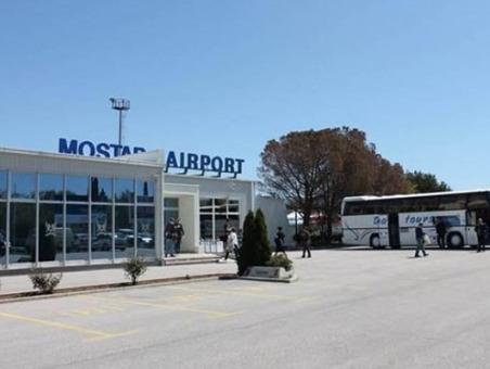 Zračna luka Mostar proširuje terminalnu zgradu