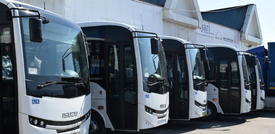 Novi autobusi u voznom parku Centrotransa