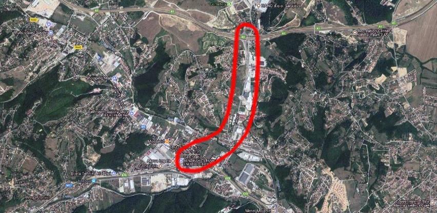 Euro-Asfalt počinje gradnju brze gradske ceste Vlakovo-Mostarsko raskršće