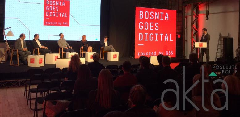 Bosnia goes digital: Digitalnom transformacijm do bržeg razvoja privrede