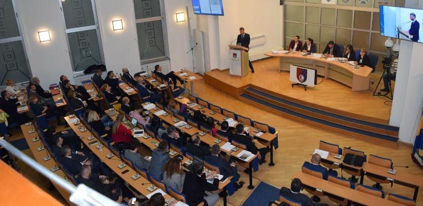 Zastupnici Skupštine KS sutra razmatraju poslovanje ustanova