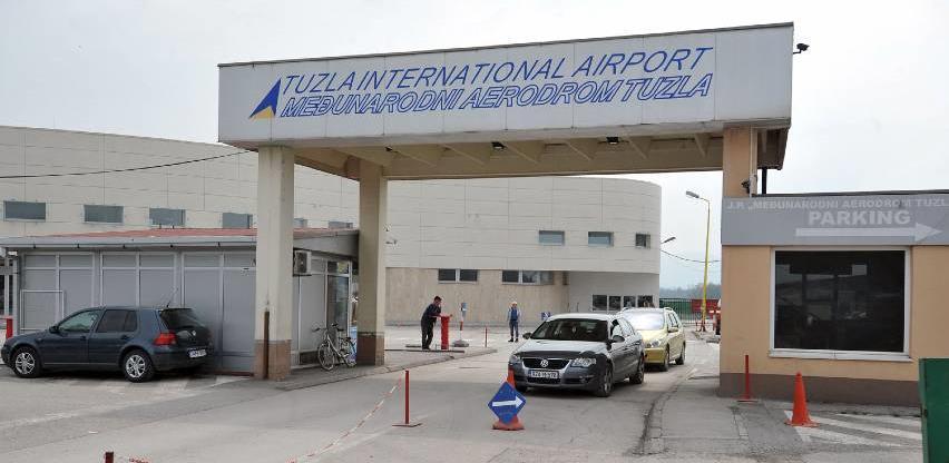 Međunarodni aerodrom Tuzla suočava se s brojnim posljedicama zbog pandemije