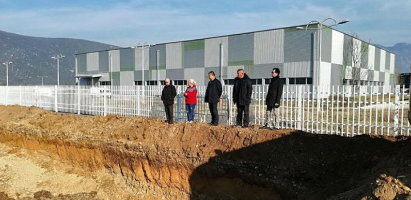 "Napreduju radovi na vjetroelektrani Podveležje i poslovnoj zoni ""Gajevi"""