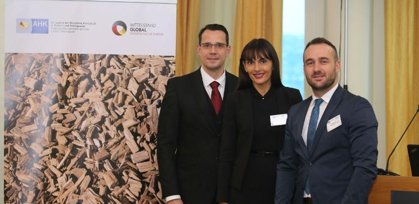 Njemačke firme predstavljaju inovativne tehnologije u Sarajevu