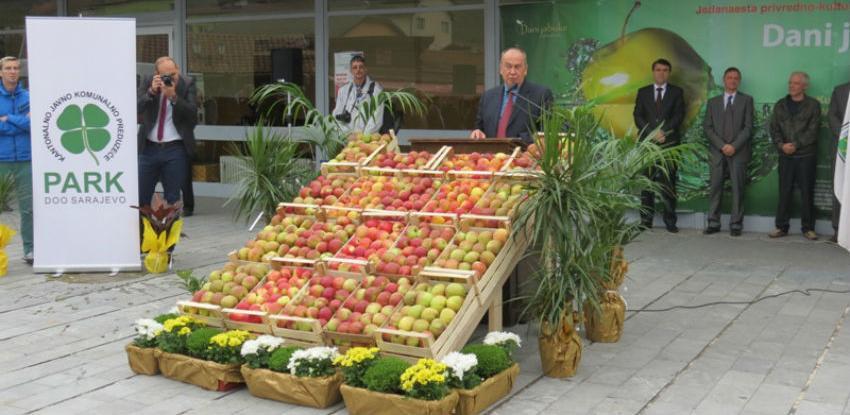 """U Goraždu otvorena 15. privredno-kulturna manifestacija """"Dani jabuke"""""""