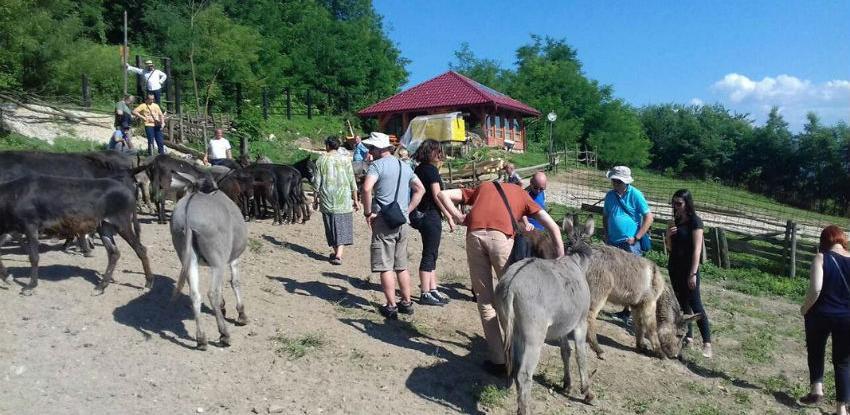 Farma magaraca oduševila goste iz BiH, Hrvatske i Crne Gore
