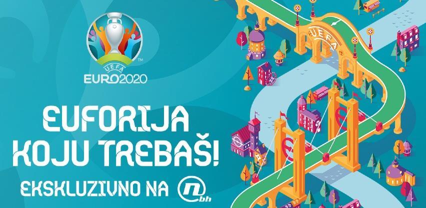 Još 16 dana do EURO-a: Fudbalski spektakl godine u programu Nove BH