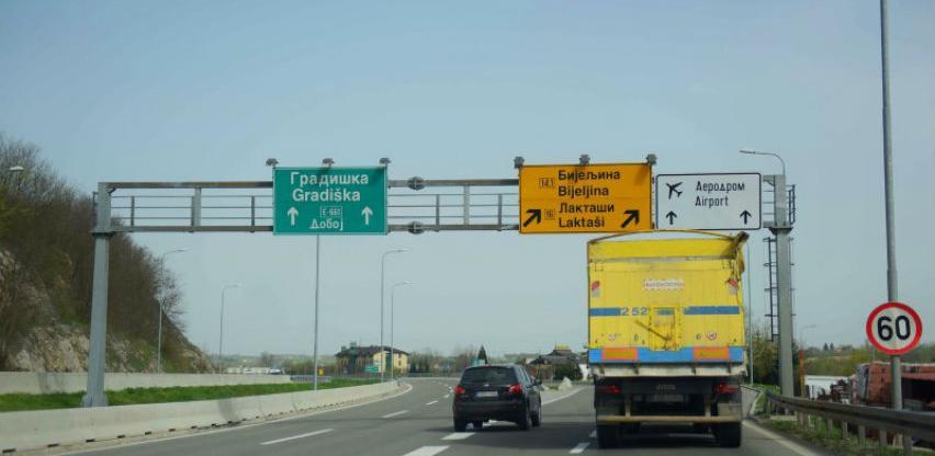 Autoput Beograd-Sarajevo će prolaziti nekoliko kilometara od centra Bijeljine