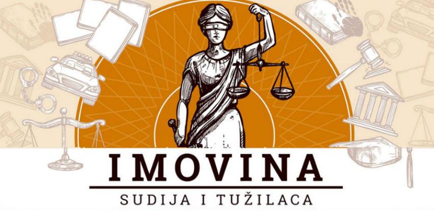 Visoka primanja: Pogledajte bazu o imovini sudija i tužilaca u BiH