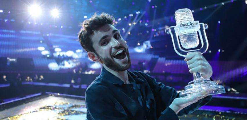 Nizozemska odnijela pobjedu u Izraelu na natjecanju za pjesmu Eurovizije