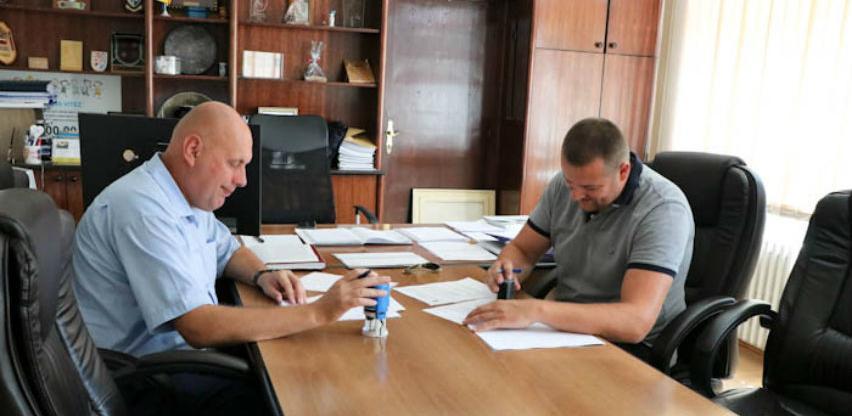 Potpisan ugovor o izgradnji mosta preko rijeke Lašve