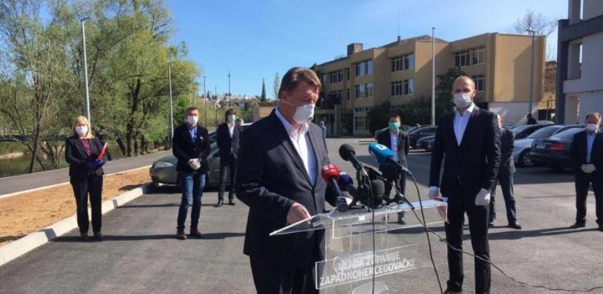Ćosić najavio mjere gospodarskog oporavka, cilj očuvanje radnih mjesta