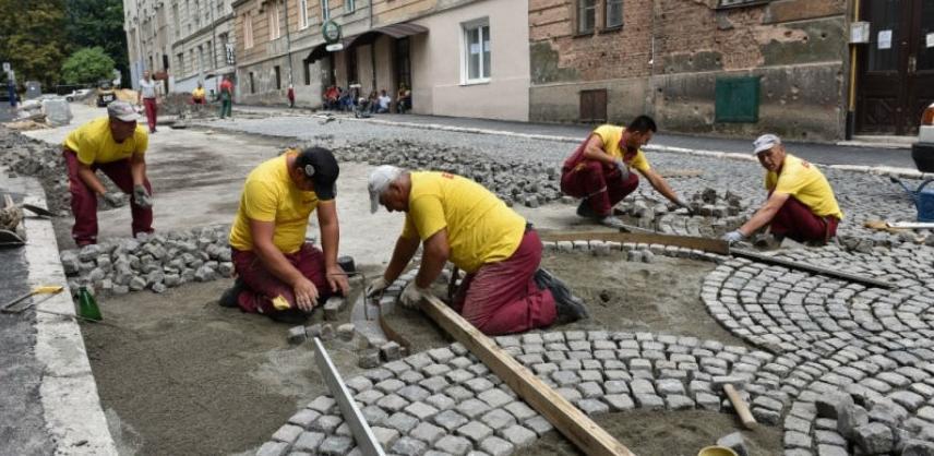 U završnoj fazi rekonstrukcija Ulice kralja Tvrtka