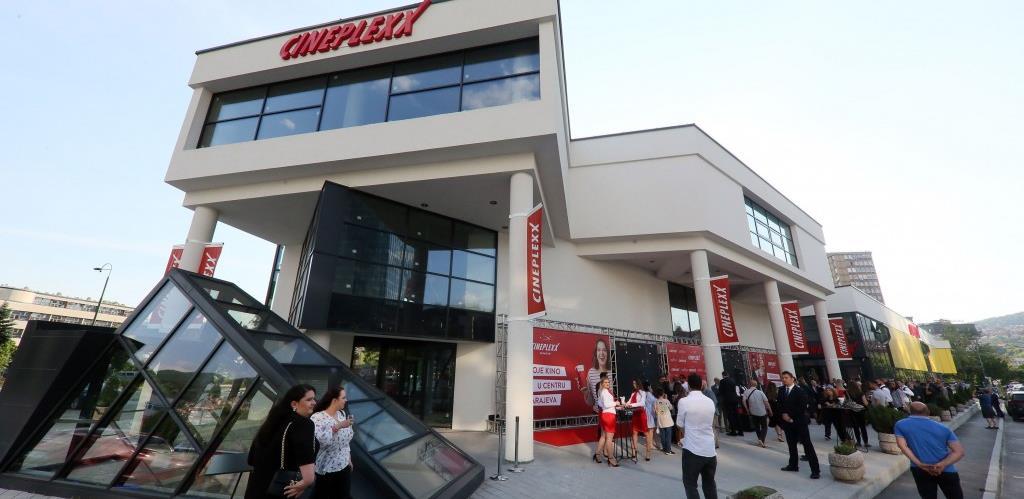 Svečano otvoreno Cineplexx kino Sarajevo