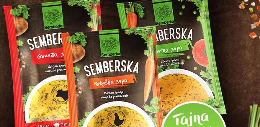 Semberske supe nakon šest godina ponovo na policama Binga