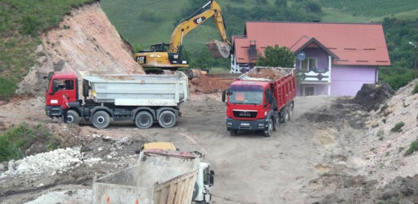 RMU Kakanj započeo radove na sanaciji deponije jalovine Bare