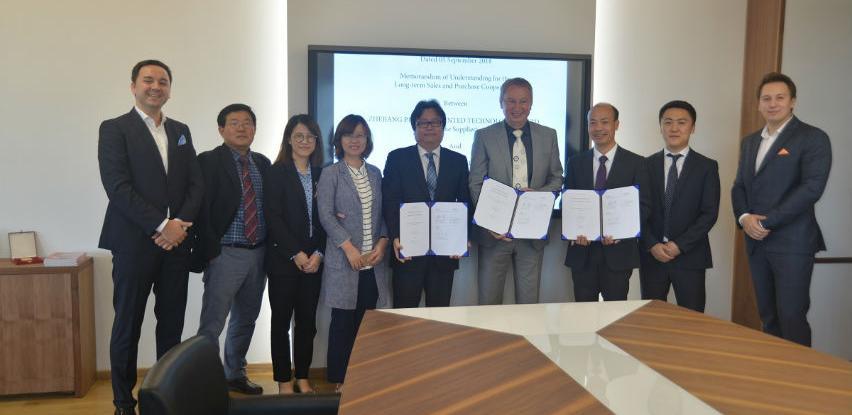 Alternativa potpisala memorandum o saradnji sa Kinom i Korejom