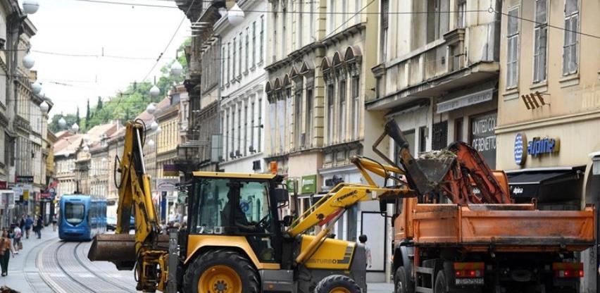 Europska komisija će s 88,9 milijuna eura pomoći Zagrebu u oporavku od potresa