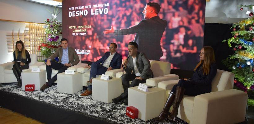 OC Jahorina spremio novogodišnji poklon - koncert Željka Joksimovića