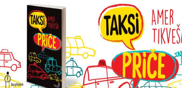 Promocija zbirke ''Taksi priče'' Amera Tikveše