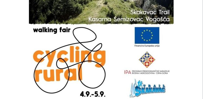 """Organizira se drugi """"Cycling Rural Walking Fair"""""""