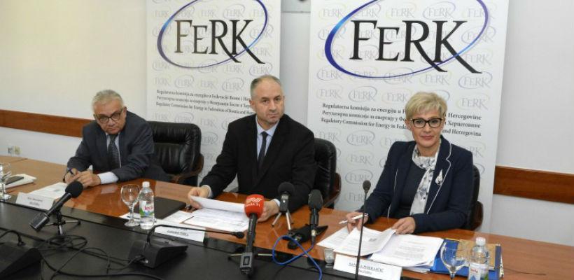 Nema poskupljenja električne energije u Federaciji BiH