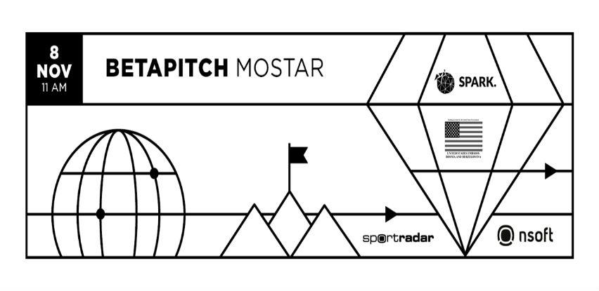BETAPITCH Mostar 2018: Otvorene prijave za startupe i posjetitelje