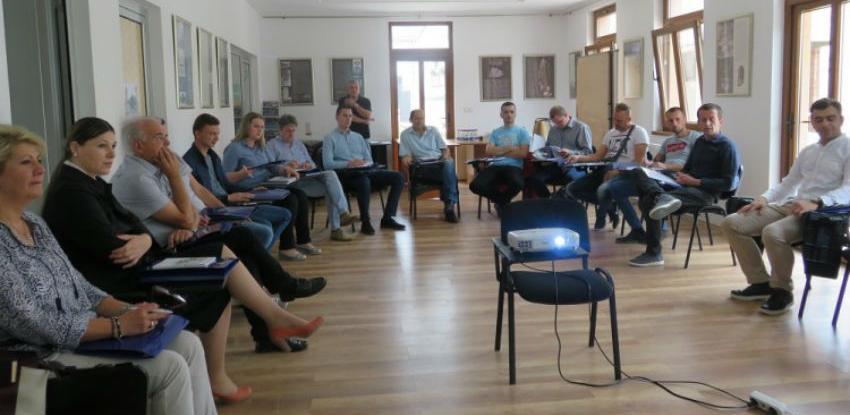 GIZ u Goraždu organizovao petodnevnu obuku za mentore praktične nastave