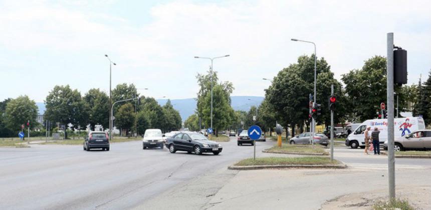 Javna nabavka za kružni tok kod Lesnine u septembru