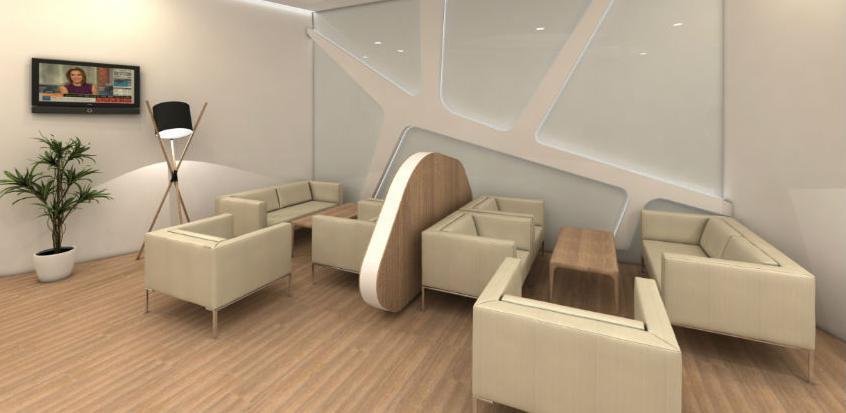 Investicija od 1,5 milijuna KM: Planirana izgradnja novogVIP Lounge-a