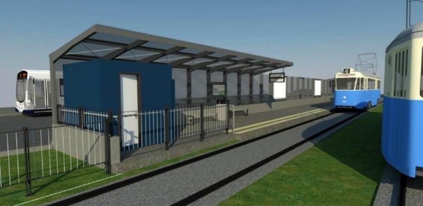Bez definisanja konačnih troškova ništa od izgradnje tramvajskih stajališta