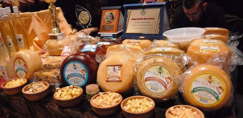 Na dvodnevnom festivalu sireva 'Balkan Cheese Festival' i sirevi iz BiH