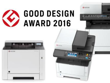 Kyocera Document Solutions Inc. osvojila Good Design Award 2016