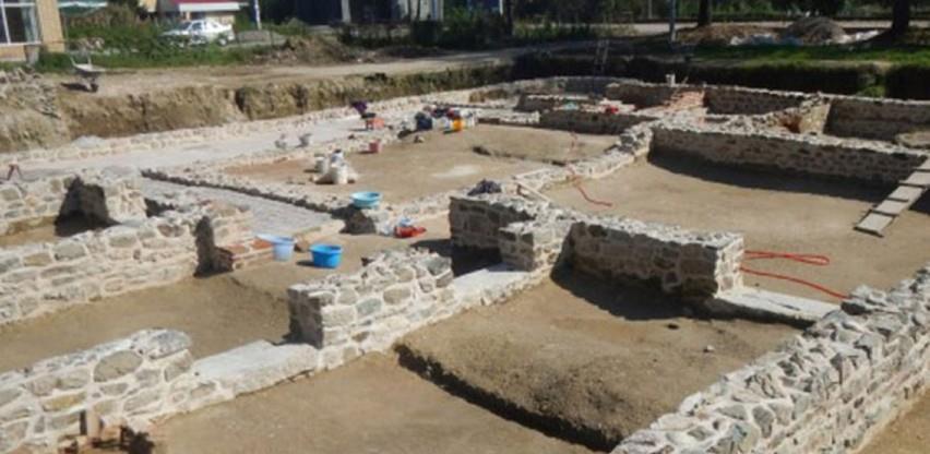 Ostaci rimskog grada u Skelanima