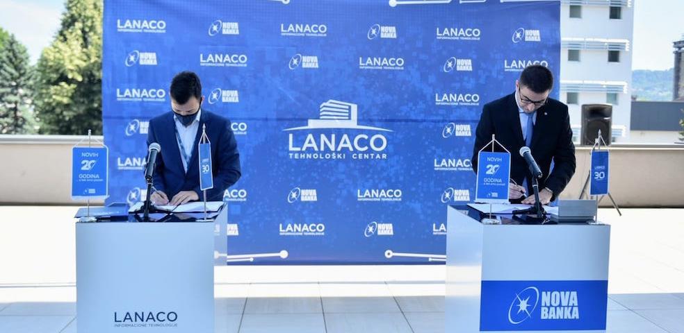 Nova banka i Lanaco donose rješenja iz mašinskog učenja u bankarski sektor