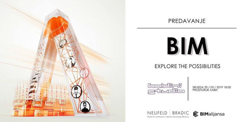 "Predavanje ""BIM – Explore the possibilities"" u Sarajevu"