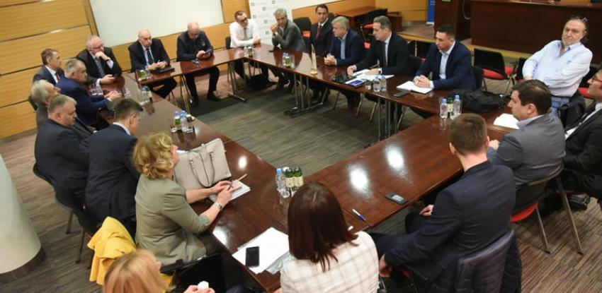 UPFBiH: Od Vlade FBiH očekujemo konkretnije mjere za prevazilaženje krize